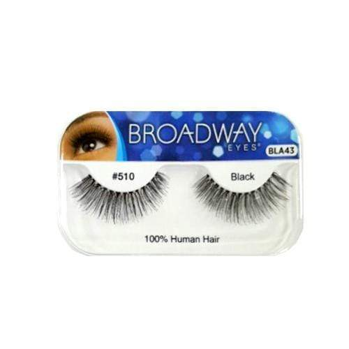 Kiss Broadway | Eyelashes Bla43 510 - Hair to beauty