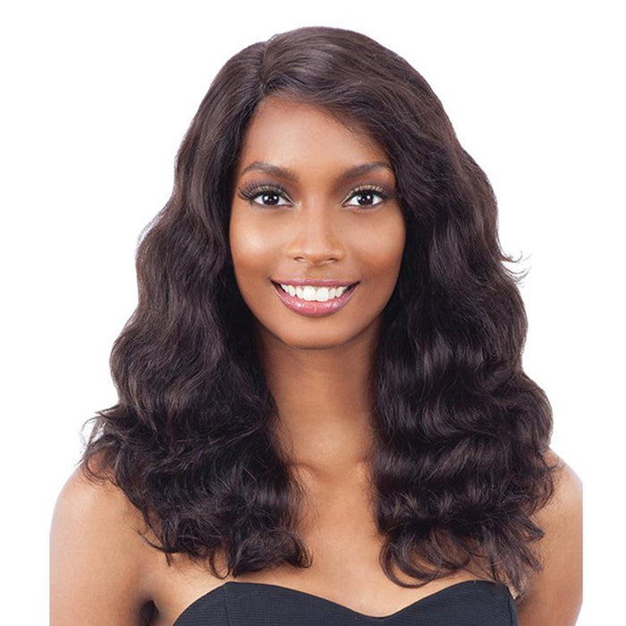 BODY WAVE | Unprocessed Remy Human Hair Wig - Hair to Beauty | Color Shown : NATURAL