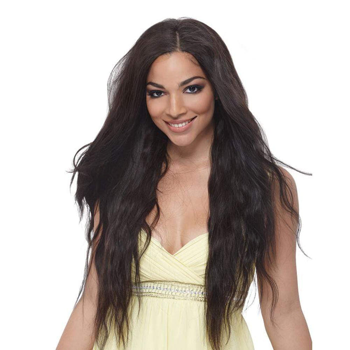 BOMBSHELL NATURAL WEAVE 6PCS | Unprocessed Brazilian Virgin Remy Human Hair Weave