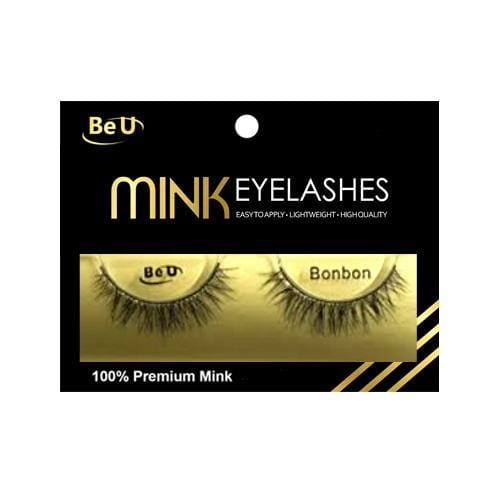 BE U | Mink Eyelashes BONBON - Hair to beauty