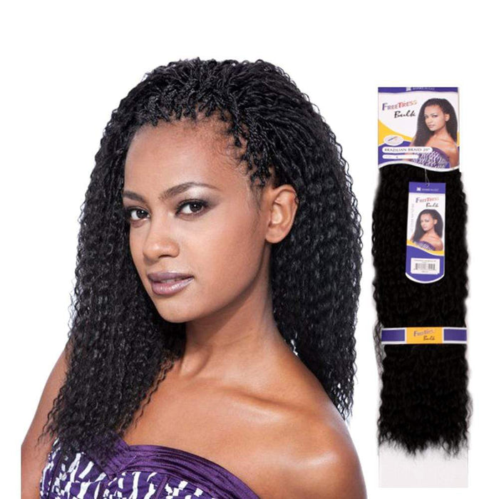 BRAZILIAN BRAID 20"