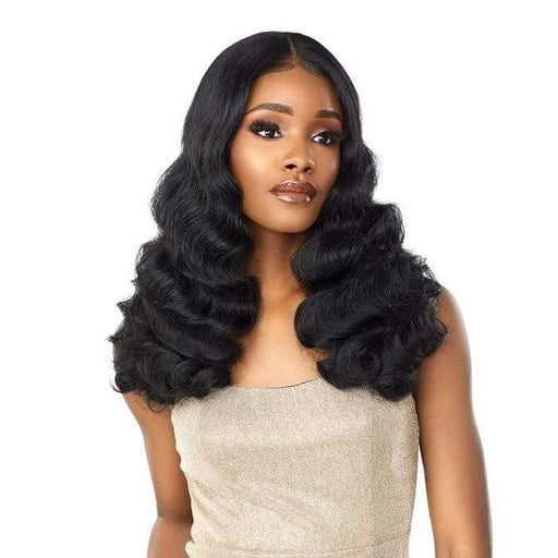 BUTTA UNIT 9 | Butta Synthetic Lace Front Wig.