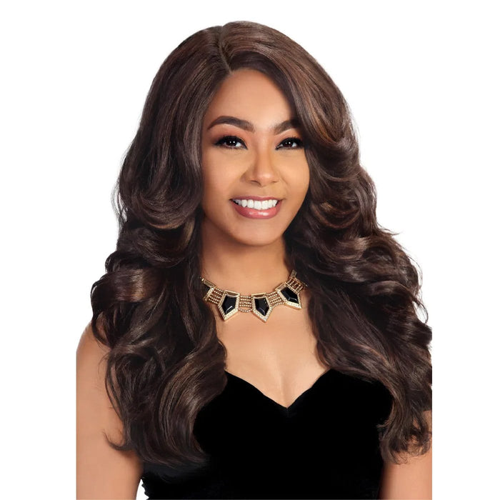 BYD FP LACE H SIRI | Beyond Synthetic 4x4 Swiss Lace Front Wig.