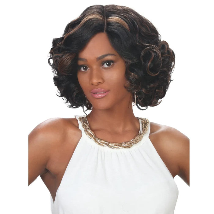 BYD LACE H LARRY | Synthetic Lace Front Wig.