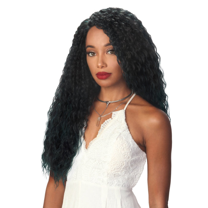 BYD LACE H ROTI | Synthetic Lace Front Wig.