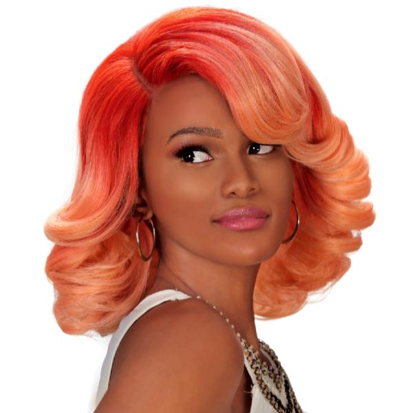 BYD LACE H MONI | Synthetic Lace Front Wig.