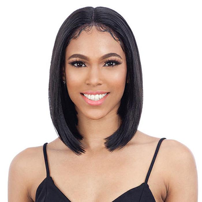 BABY HAIR 101 | Synthetic Lace Front Wig.