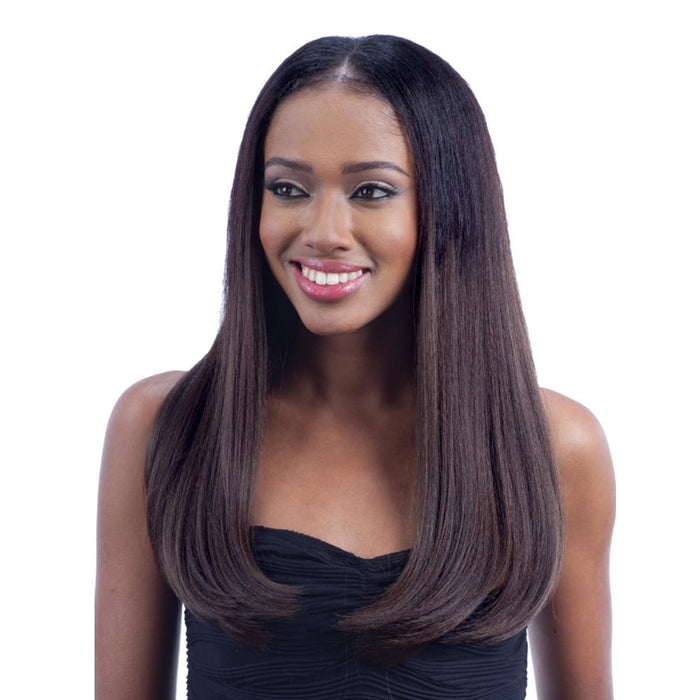 C CURL STYLE | Synthetic Oval Part Wig - Hair to Beauty | Color Shown: OM430P