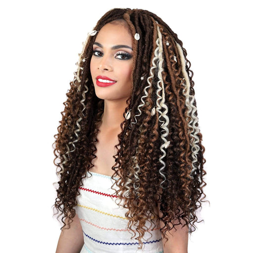 C.BHLOC203 - Motown Tress Synthetic Braid - Hair to Beauty | Color Shown :
