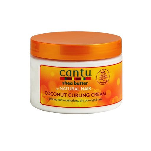 CANTU | NATURAL CURL CREAM (12OZ) [COCONUT] - Hair to Beauty