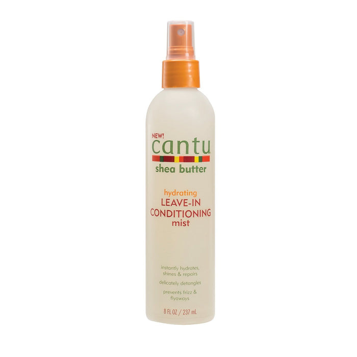 CANTU | Shea Butter Leave-In Conditioning Mist 8oz.