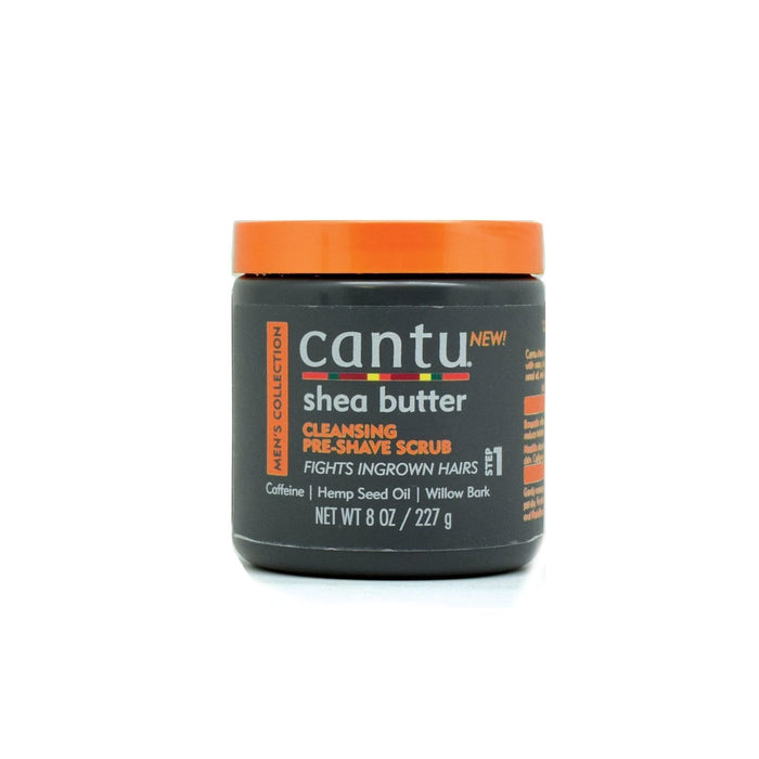 CANTU | MEN'S PRE-SHAVE SCRUB (8OZ) - Hair to Beauty