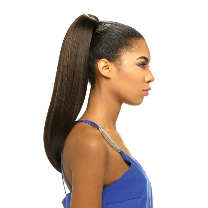 CASCADE | Instant Pony Synthetic Ponytail.
