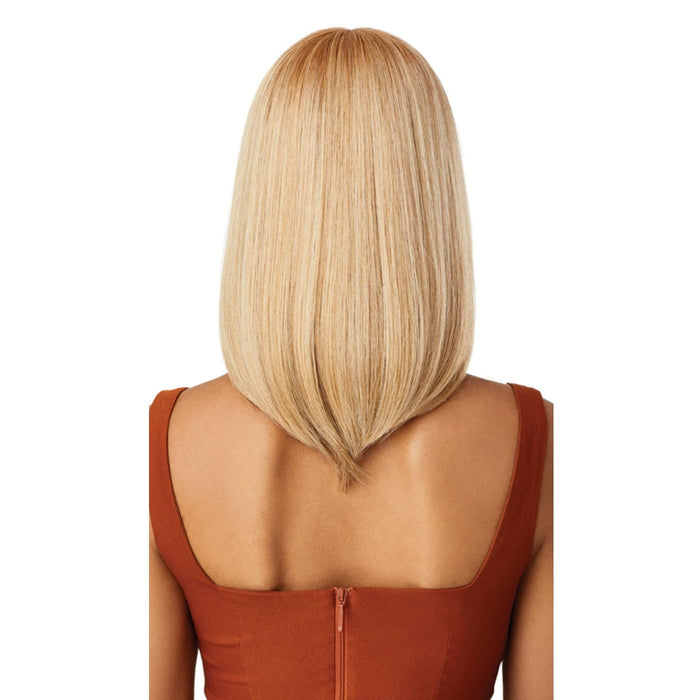 CASSIDY | Color Bomb Synthetic Swiss Lace Front Wig - Hair to Beauty | Color Shown :