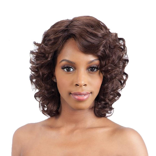 CHAMPAGNE | Human Hair Wig - Hair to Beauty | Color Shown:
