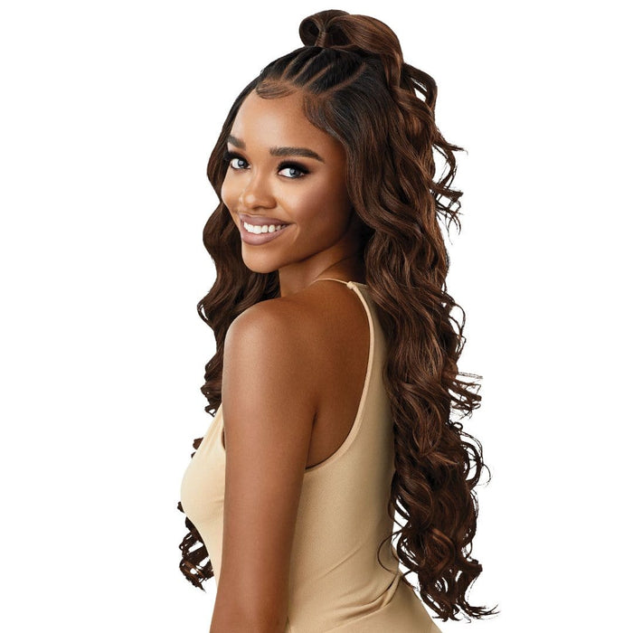 CHARISMA | Perfect Hairline Synthetic 13x6 Lace Front Wig.