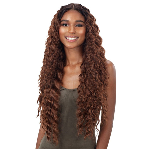 CHERI | Level Up Synthetic HD Lace Front Wig.