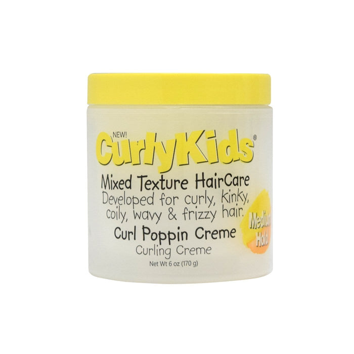 CURLY KIDS | CURL POPPIN CREME [00440] (6OZ) - Hair to Beauty