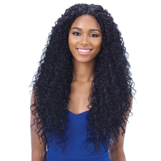 CLAIRE | Synthetic Invisible Part Wig - Hair to Beauty | Color Shown: 1B