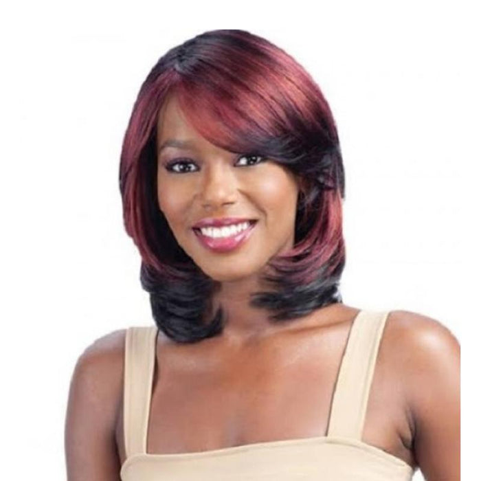 NUMBER 2 | Clean Cap Synthetic Wig - Hair to Beauty | Color Shown: OS350530