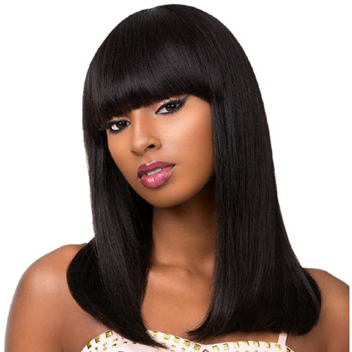CLEO LONG | Sensationnel Empire Celebrity Series Human Hair Wig - Hair to Beauty | Color Shown: