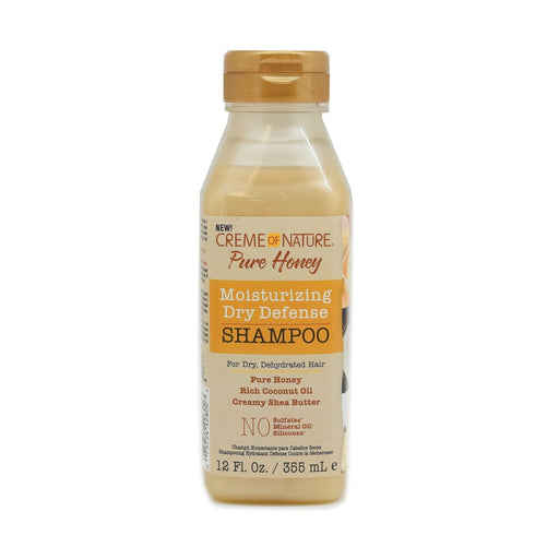 CREME OF NATURE | PURE HONEY SHAMPOO (12OZ) - Hair to Beauty