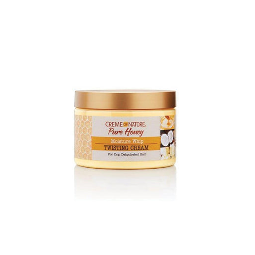 CREME OF NATURE | PURE HONEY TWISTING CREAM JAR (11.5OZ) - Hair to Beauty