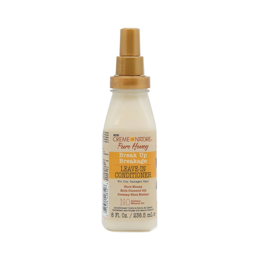 CREME OF NATURE | PURE HONEY LEAVE-IN CONDITIONER (8OZ) - Hair to Beauty
