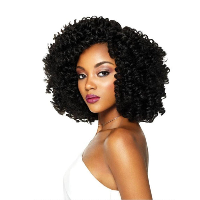 CURLETTE LARGE | Quick Weave Complete Cap Synthetic Wig.