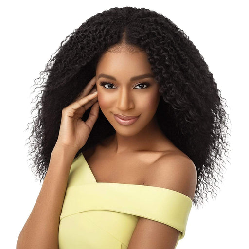 CURLS TRIP - Outre Converti Cap Synthetic Wig - Hair to Beauty | Color Shown : 1B