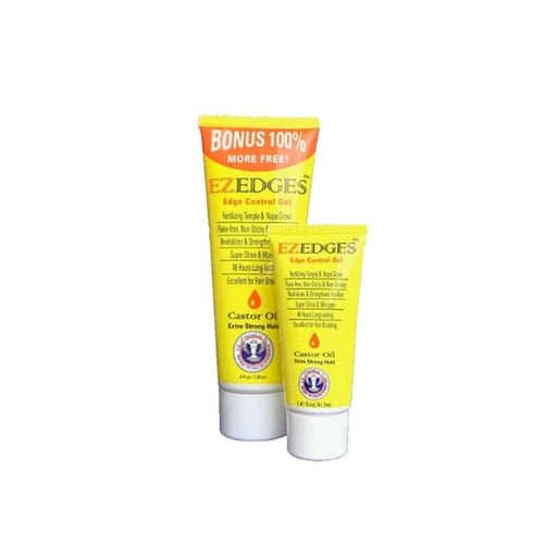 EZEDGES | Edge Control Gel Castor Oil - Hair to beauty