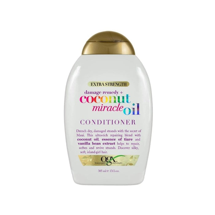 ORGANIX | Coconut Miracle Oil Conditioner 13oz.