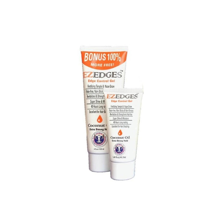 EZEDGES | Edge Control Gel Coconut Oil.