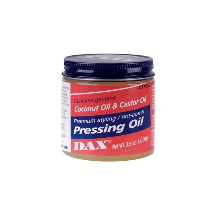 DAX | PRESSING OIL (3.5OZ) - Hair to Beauty