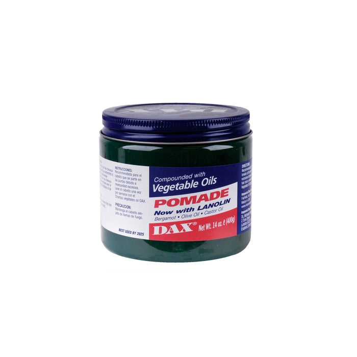 DAX | POMADE (14OZ) [VEGETABLE OILS] - Hair to Beauty
