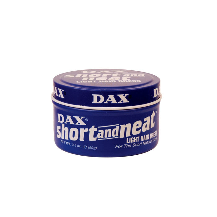 DAX | POMADE (3.5OZ) [SHORT & NEAT BLUE] - Hair to Beauty