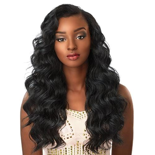 DEE | Sensationnel Instant Weave Synthetic Half Wig - Hair to Beauty | Color Shown: