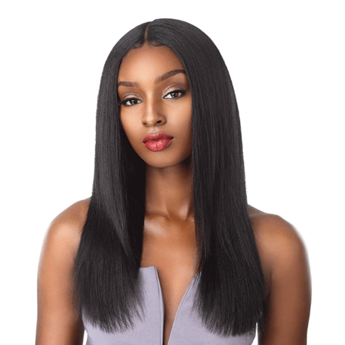 DESI | Human Hair Lace Wig Empire - Hair to Beauty | COLOR SHOWN: 1B