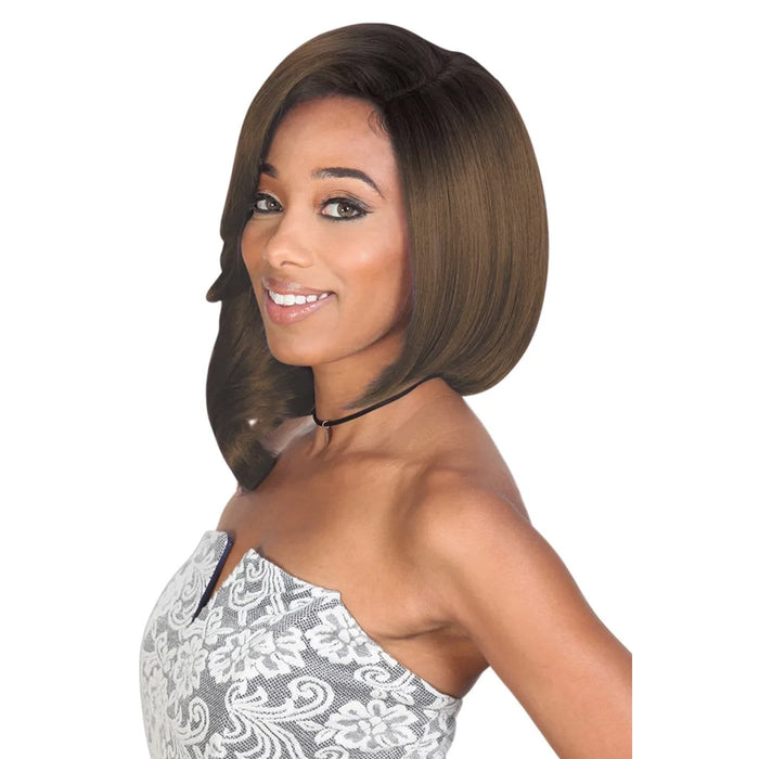 DIVA LACE H NIKA | Synthetic Lace Front Wig.