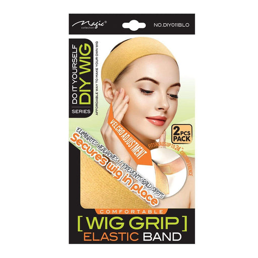 MAGIC | Diy Wig Grip Band Elastic Blond - Hair to beauty