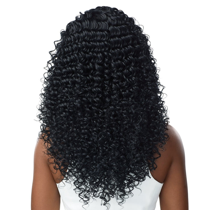 DOMINICA | Perfect Hairline Synthetic 13x6 HD Lace Front Wig.