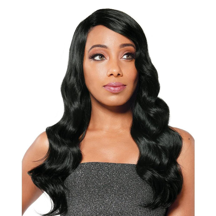 DR-H NEO | The Dream Synthetic Wig - Hair to Beauty | Color Shown: 1B