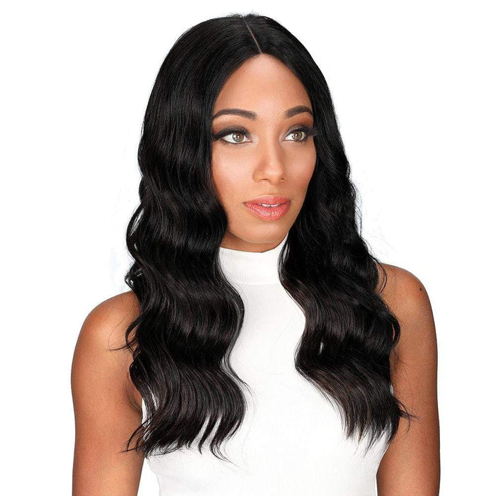 DR-LACE H YOLO | The Dream Lace Front Wig - Hair to Beauty | Color Shown: 1B