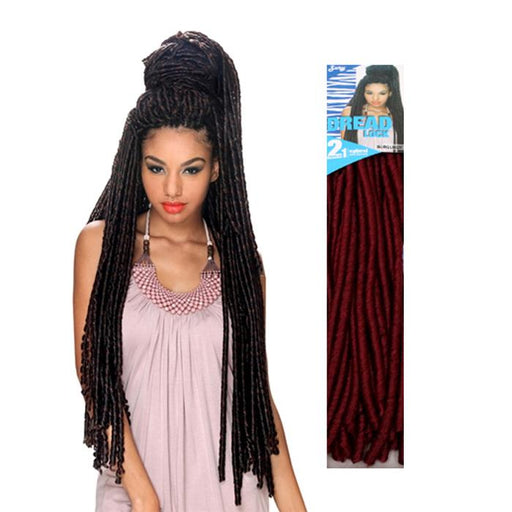 DREADLOCK | Zury Natural Soft Texture Synthetic Braid - Hair to Beauty | Color Shown:
