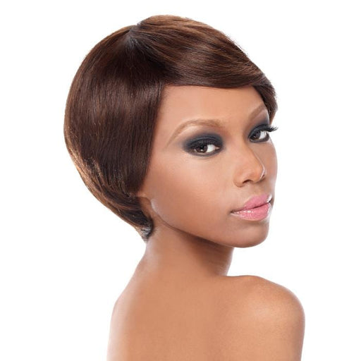 DUBY KISS | Outre Premium Duby Human Hair Wig - Hair to Beauty | Color Shown: 4