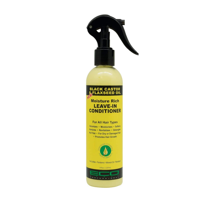 ECO | Black Castor Leave-In Conditioner 8oz.