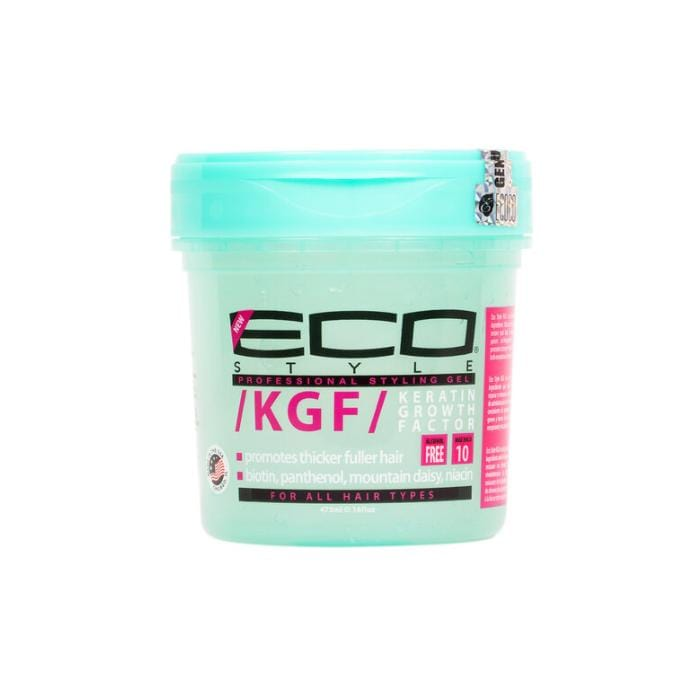 ECO STYLE | Keratin Growth Gel 16oz - Hair to Beauty