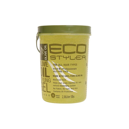 ECO-STYLE | GEL OLIVE OIL (5LB) - Hair to Beauty