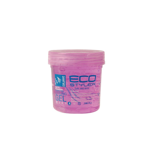 ECO-STYLE | GEL RED FIRM (8OZ) - Hair to Beauty