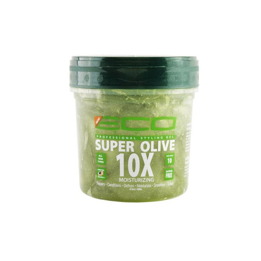 ECO STYLE | Super Olive 10X Gel - Hair to Beauty